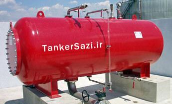 مخزن گاز مایع ال پی جی LPG